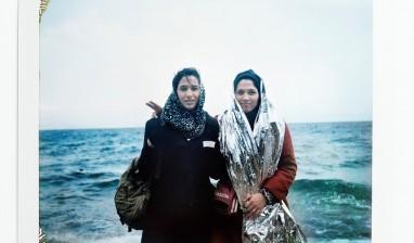 A Polaroid for a Refugee