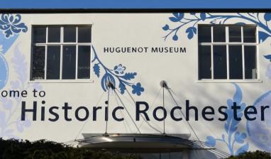 Huguenot-Musuem-Building