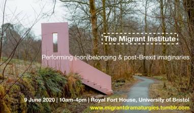migrant dramaturgy